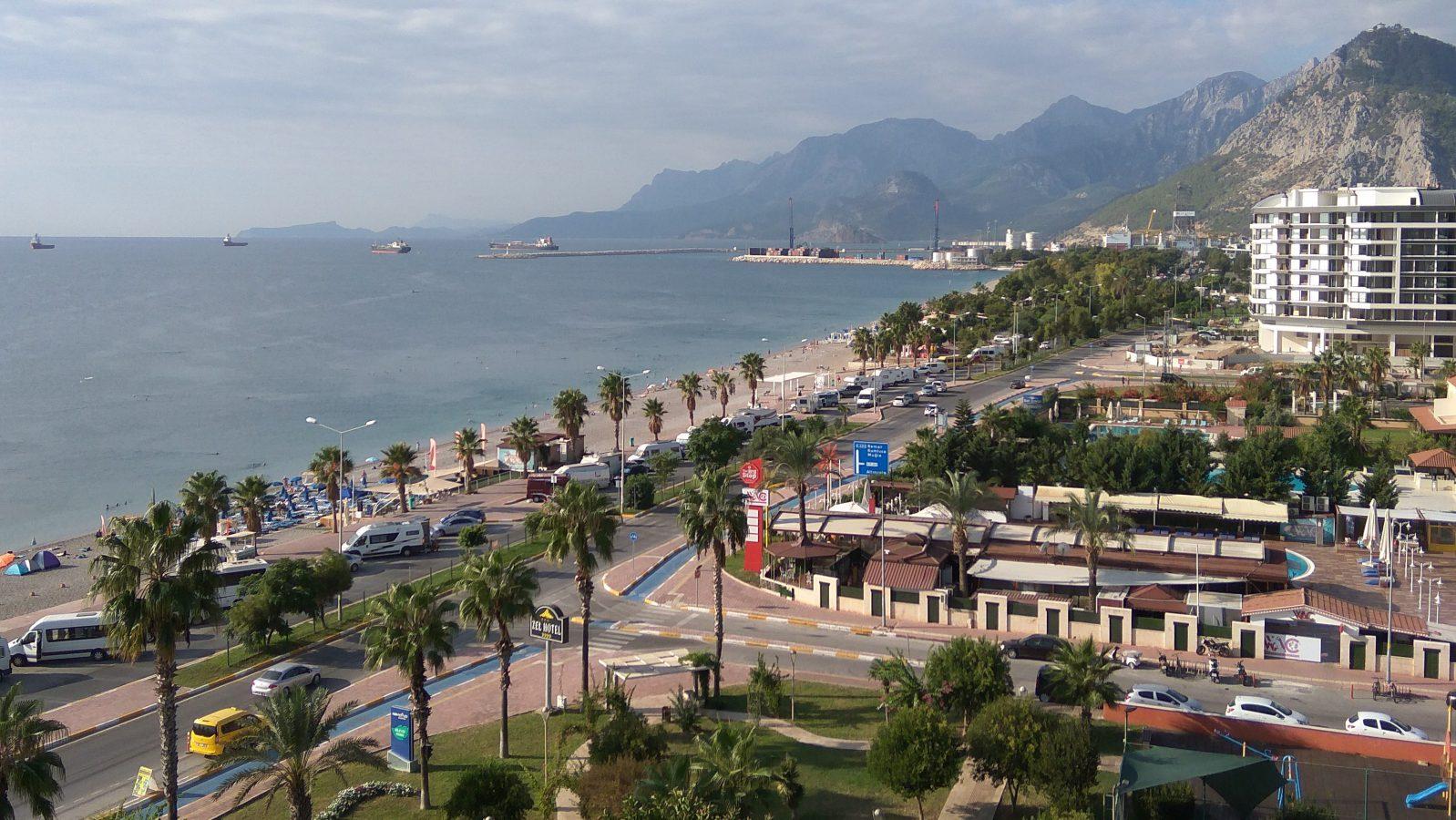 Konyaalti Strand