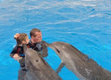 Saisonstart 2021 zur Delphintherapie
